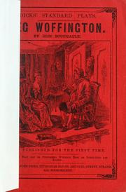 Cover of: Peg Woffington [or, The state secret