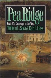Cover of: Pea Ridge
