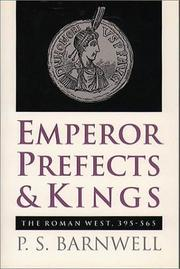 Cover of: Emperor, Prefects, & Kings