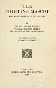 Cover of: The fighting mascot