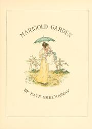 Cover of: Marigold garden