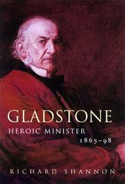 Cover of: Gladstone