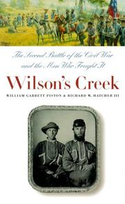 Cover of: Wilson's Creek