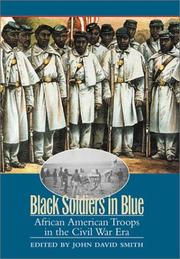 Cover of: Black Soldiers in Blue