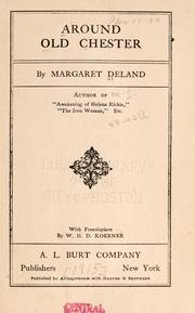 Cover of: Around Old Chester