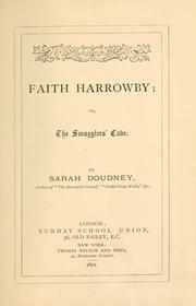Cover of: Faith Harrowby; or The smugglers' cave