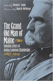 Cover of: The grand old man of Maine