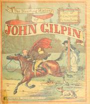 Cover of: John Gilpin