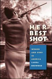 Cover of: Her Best Shot