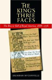 Cover of: The King's Three Faces