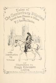 Cover of: Tales of the Canterbury pilgrims: retold from Chaucer & others