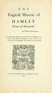 elements of madness and tragedy in the play hamlet by william shakespeare What elements made 'macbeth' a tragedy save cancel already exists the complete title of the scottish play by william shakespeare [baptized april 26.