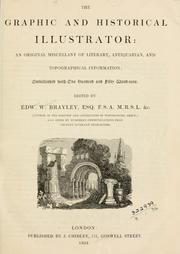 Cover of: The graphic and historical illustrator