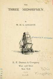 Cover of: The three midshipmen