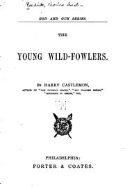 Cover of: The young wild-fowlers