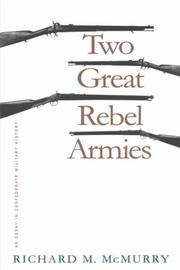Cover of: Two Great Rebel Armies