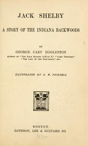 Cover of: Jack Shelby