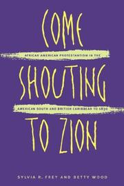 Cover of: Come shouting to Zion