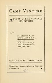 Cover of: Camp Venture