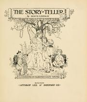 Cover of: The story-teller