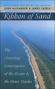 Cover of: Ribbon of sand