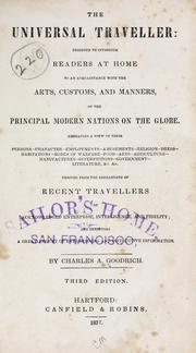 Cover of: The universal traveller