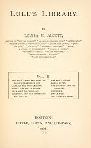Cover of: Lulu's library