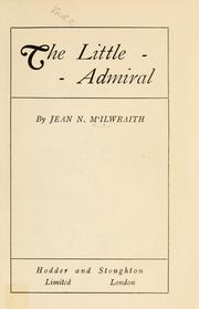 Cover of: The little admiral