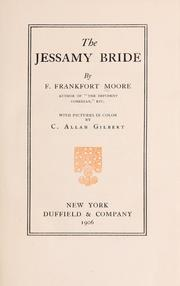 Cover of: The Jessamy bride
