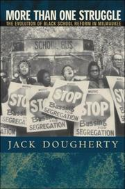 More Than One Struggle by Jack Dougherty
