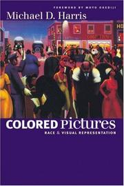 Cover of: Colored Pictures | Michael D. Harris