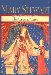 Cover of: The Crystal Cave | Mary Stewart