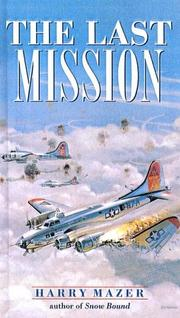 Cover of: The last mission