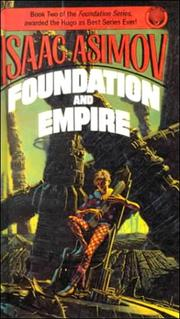 Cover of: Foundation and empire