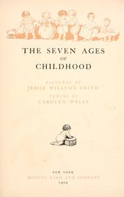 Cover of: The seven ages of childhood