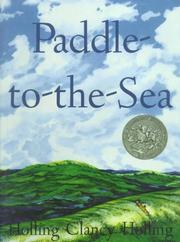 Cover of: Paddle-To-The-Sea (Caldecott Honor Books)