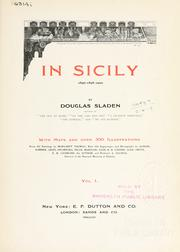 Cover of: In Sicily, 1896-1898-1900