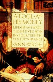 Cover of: A Fool And His Money