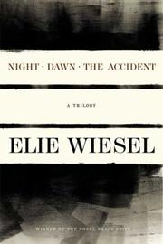 Cover of: Night, Dawn, the Accident