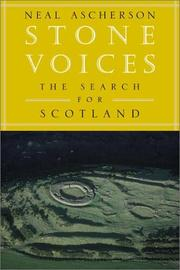 Cover of: Stone Voices
