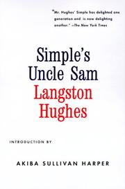 Cover of: Simple's Uncle Sam