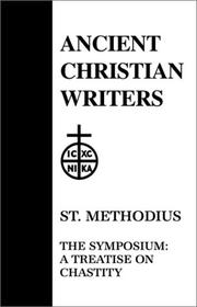 Cover of: 27. St. Methodius: The Symposium