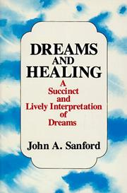 Cover of: Dreams and Healing