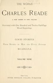 Cover of: Good stories