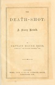 Cover of: The death-shot