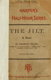 Cover of: The jilt: a novel
