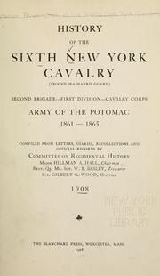 History of the Sixth New York Cavalry by Hillman Allyn Hall