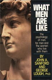 Cover of: What men are like