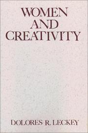 Cover of: Women and creativity