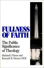 Cover of: Fullness of faith